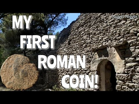 Metal Detecting the Ancient Rock House!