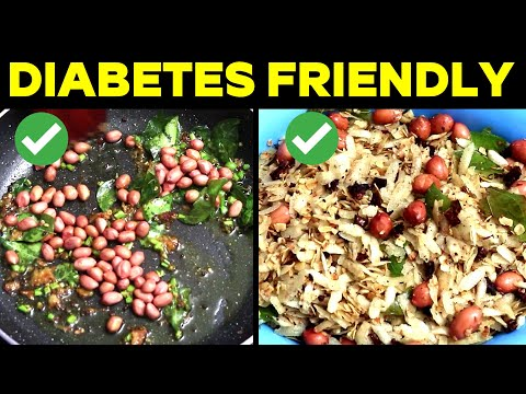 Diabetes Friendly Comfort Food Recipes - High Fiber Gluten free Improve Insulin Sensitivity
