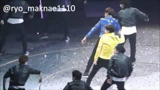 "[FANCAM] 130518 TVXQ! ""Catch Me"" LIVE WORLD TOUR IN KUALA LUMPUR MALAYSIA_Humanoids"