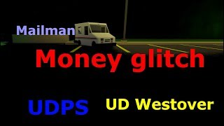 Ultimate Driving Westover | Money glitch | Roblox !!! PATCHED!!!