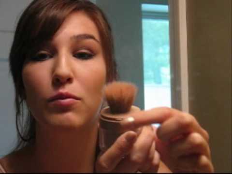 Audrina Patridge Inspired Makeup Tutorial For Sigma.wmv