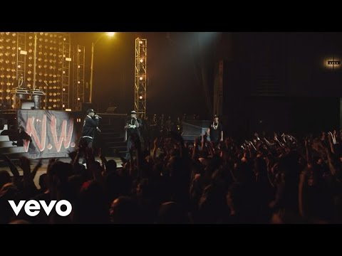 Straight Outta Compton – Vevo Exclusive Deleted Song Performance (Explicit)