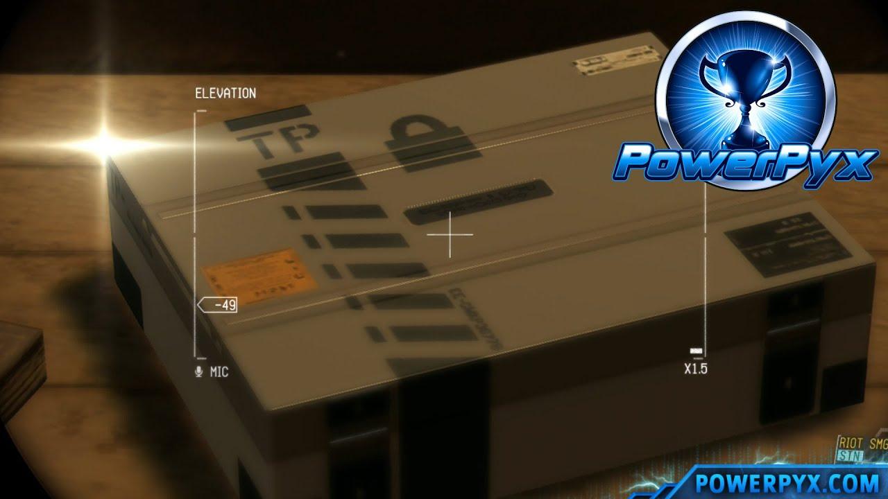 Metal Gear Solid 5: The Phantom Pain Cheats, Codes, Cheat