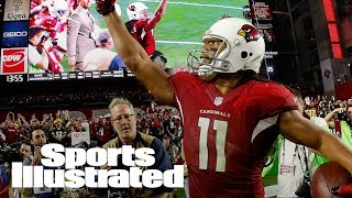 Larry Fitzgerald Signs One-Year Deal With Cardinals For 2018 Season | SI Wire | Sports Illustrated