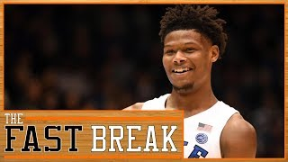 cam reddish basketball