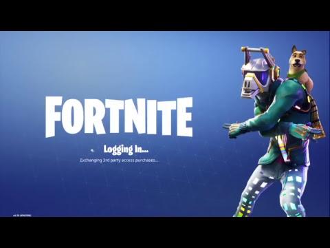 Fortnite 2FA BOOGIE DOWN EMOTE UNLOCKED - YouTube