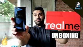 Oppo Realme 1 Amazon India Exclusive Unboxing and Hands On First Look - iGyaan