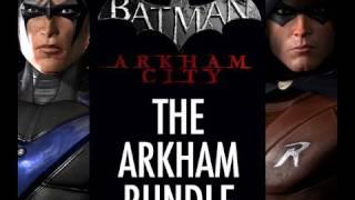The Arkham Bundle - Batman: Arkham City