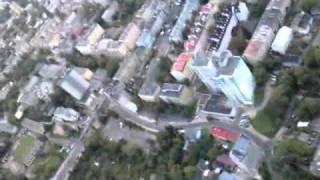 Lublin - Rusałka Film z lotu ptaka 3