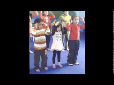 Head Shoulders Knees & Toes Small World Academy