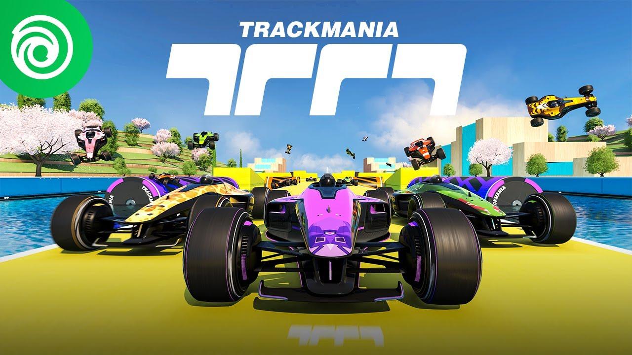 Trackmania Royal Trailer - Ubisoft