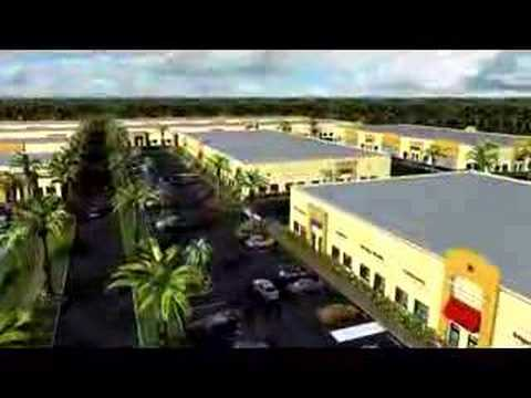 595 Corporate Park of Commerce 3D animation and video