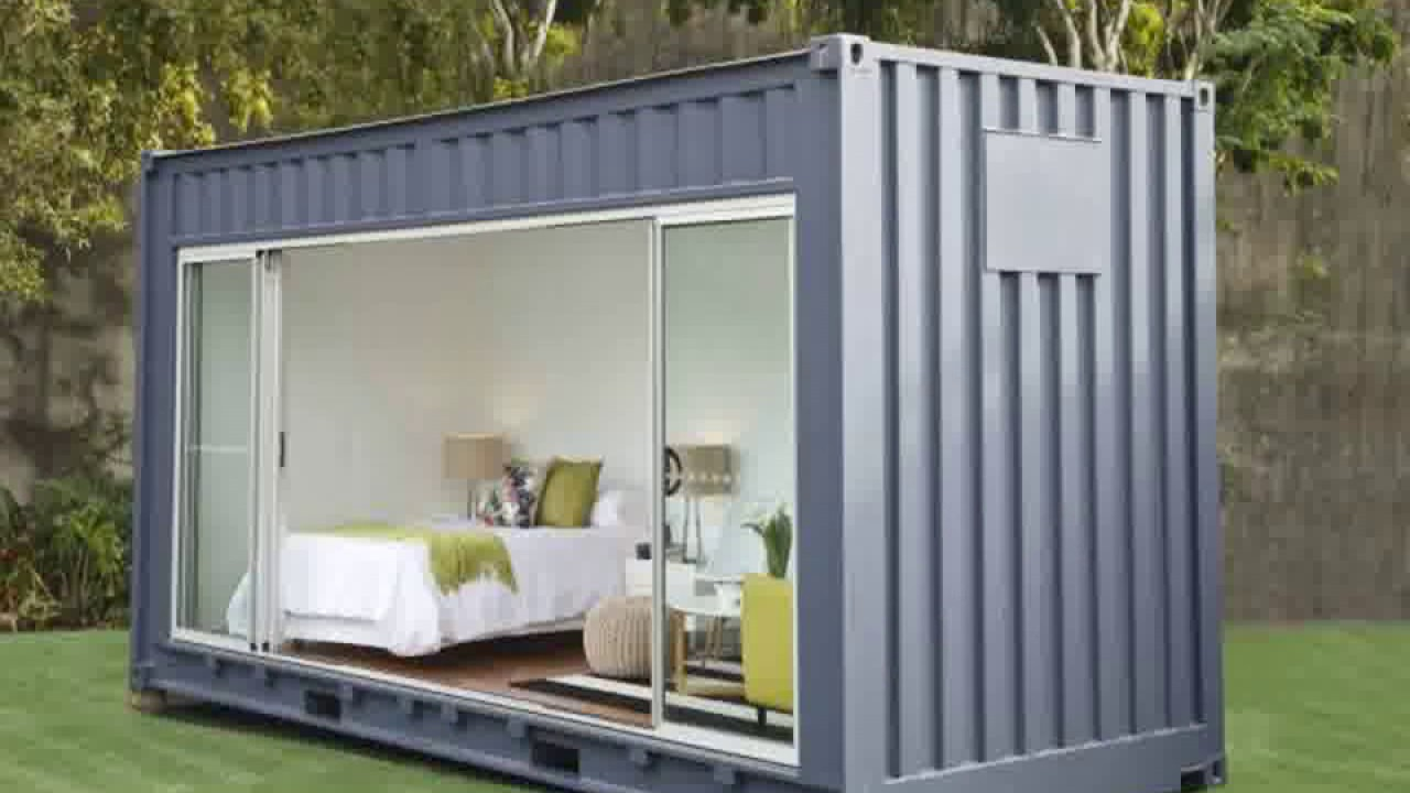 Shipping container homes philippines youtube for Where to buy container homes
