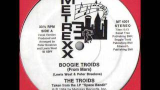 Troids - Boogie Troids (Rare Version)