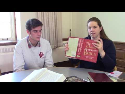 Where did we get the Christian Bible?  with Frankie Cosolito