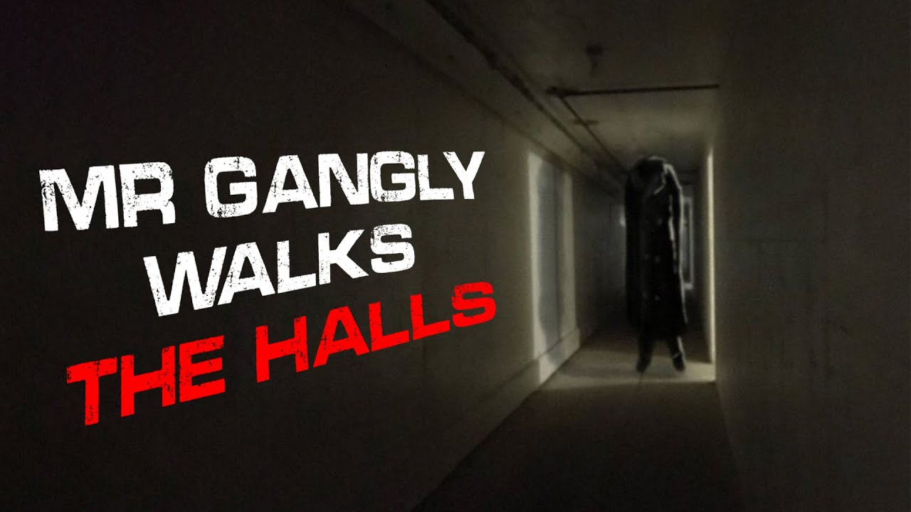 """""""Mr. Gangly Walks the Halls"""" Creepypasta 