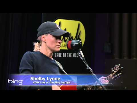 Shelby Lynne - Interview (Bing Lounge)