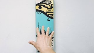 Gambar cover Painting A New Skateboard