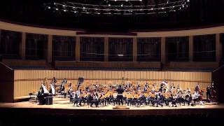 Toccata and Fugue in D Minor - Philharmonic Youth Winds