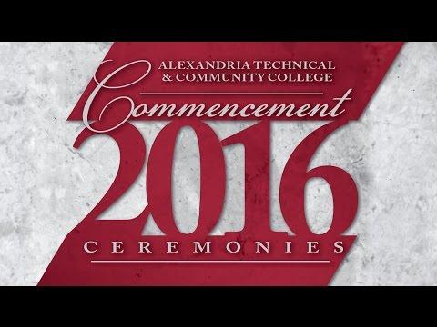 2016 ATCC Graduation Ceremony