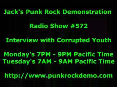 Interview with Corrupted Youth on Punk Rock Demonstration Radio Show #572