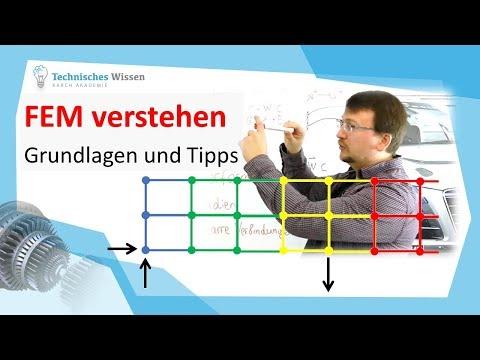 FEM verstehen – Grundlagen und Tipps