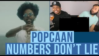 Popcaan - Numbers Don't Lie (Official Video) Reaction