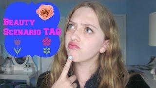 Beauty Scenario TAG! Thumbnail