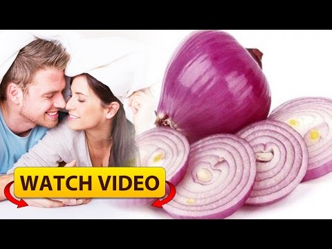2 red onions and sexual health