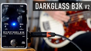THE NEW-old DARKGLASS B3K is BACK!