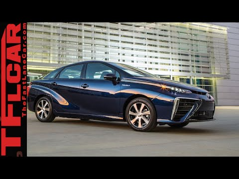 2016 Toyota Mirai Hydrogen Fuel-Cell Sedan: Everything You Ever Wanted to Know