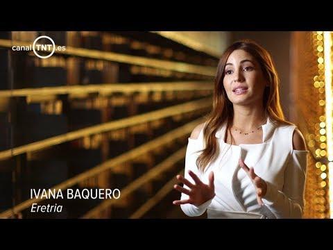 Producción TNT: Ivana Baquero  Las crónicas de Shannara  TNT