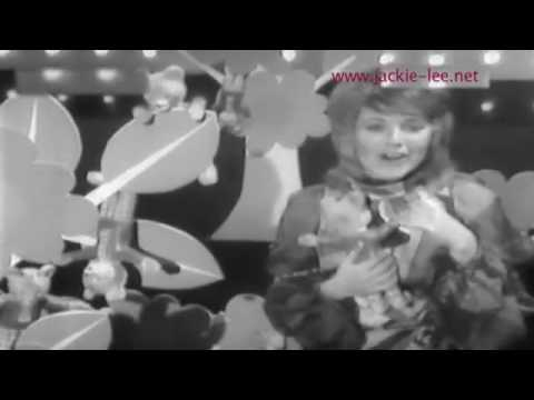 JACKIE LEE sings RUPERT THE BEAR Introduced by BOB MONKHOUSE with Jackie's recollection.
