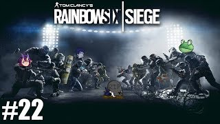 Rainbow 6 Siege With Friends   Part 22   One by One