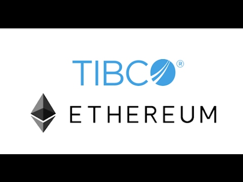 Blockchain + Streaming Analytics with Ethereum and TIBCO Str