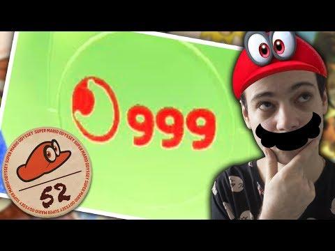 SUPER MARIO ODYSSEY #52 - ENFIN 999 LUNES !