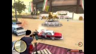 Total Overdose - Gameplay - Misión 10 - Matar al Toro - 1/2