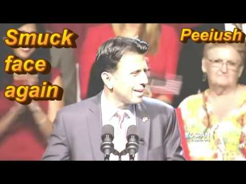 Piush aka Bobby Jindal ashamed of his parent and  roots brown skin