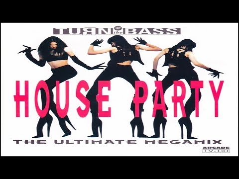 House Party - The Ultimate Megamix (1991) [Megamix Compilation]