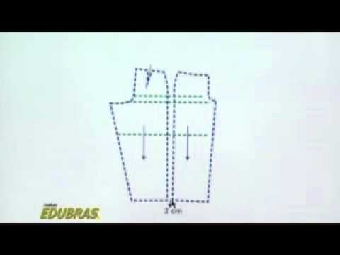 Vídeo Curso de corte e costura df