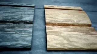 видео Продажа винилового канадского сайдинга mitten (миттен), цены на сайдинг миттен