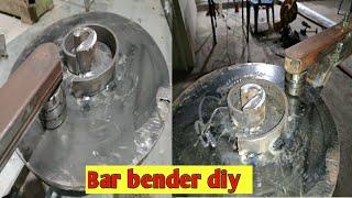 Make A Bar Bending Tools | Metal Bender | Diy Tools ||