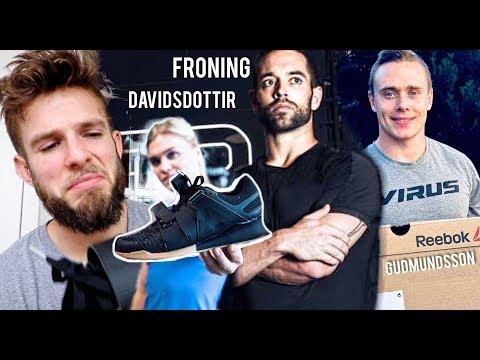 What's the HYPE? (Froning, Davidsdottir, Vellner, Gudmundsson endorsed New lifters)