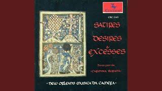 Carmina Burana: No. 19. Fas et Nefas ambulant