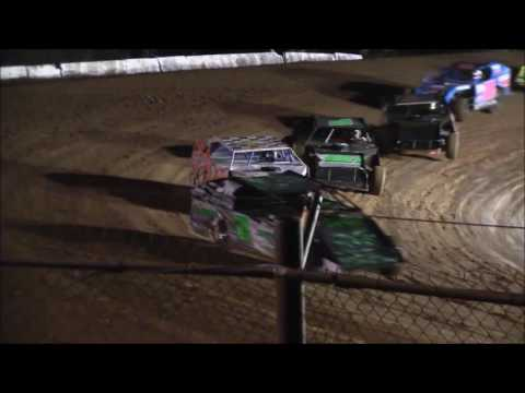 AMRA Modified Heat #3 from Skyline Speedway, October 7th, 2016.