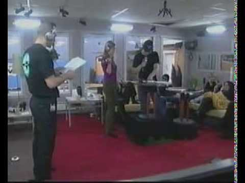 Big Brother Norway 2001 - Live Radio Broadcast from The House.