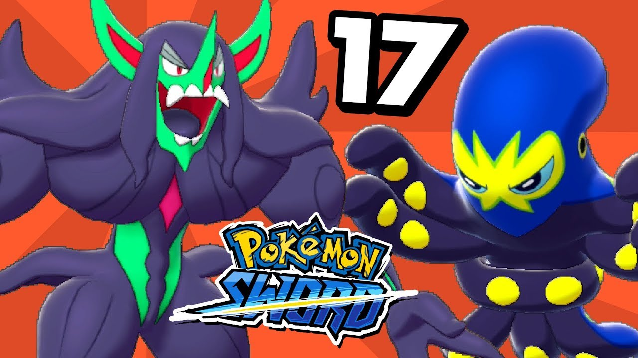 Pokémon Sword - 17