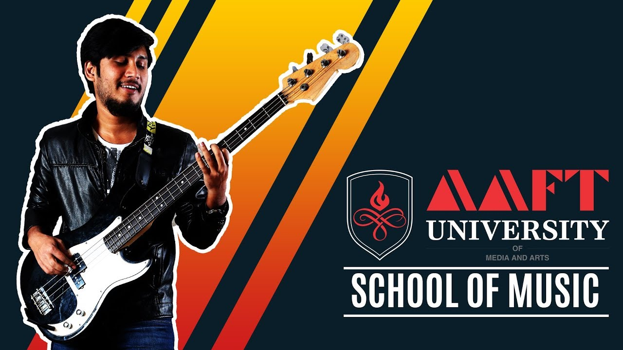 Aaft University School Of Music Aaft University For Admission Call 07714282200 Youtube