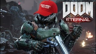 "DOOM Eternal is ""Offensively Boring"""