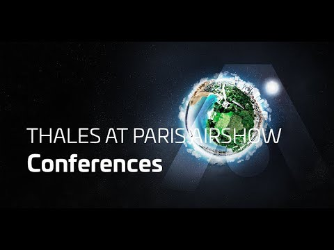 Paris Airshow - Conference, June 18th